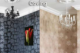 Coving